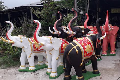 ช้างแก้บน