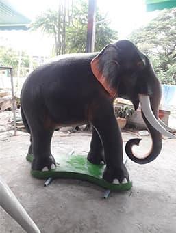 รูปปั้นช้าง