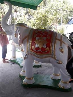 รูปปั้นช้างหน้าบ้าน ราคา